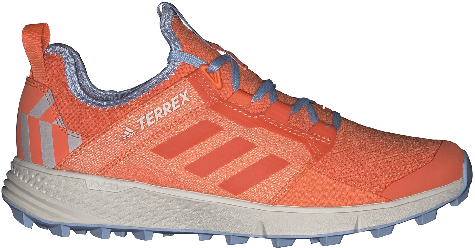 adidas TERREX Speed LD Chaussures Femme, hi res coralhi res coralglossy blue